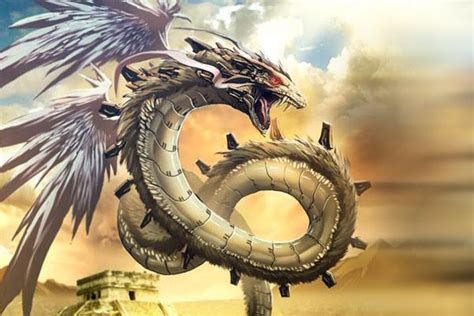 quetzalcoatl ancient mayan god year of the