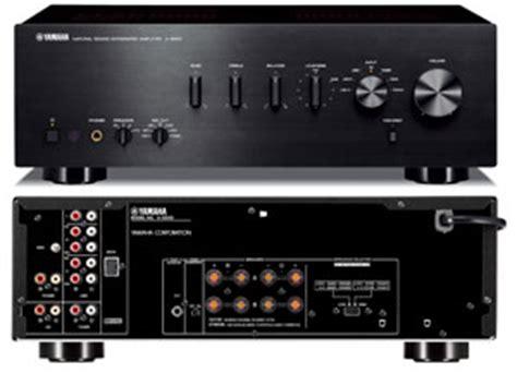 amazoncom yamaha  sbl integrated stereo amplifier