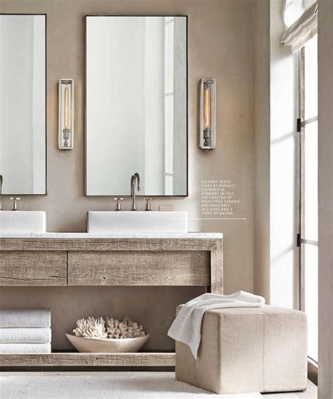 modern rustic vanity rustic bath and earthy bathroom on