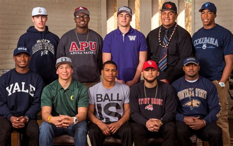 Is Friday Lights A True Story by Signing Day High School Athletes Make Their Dreams Come