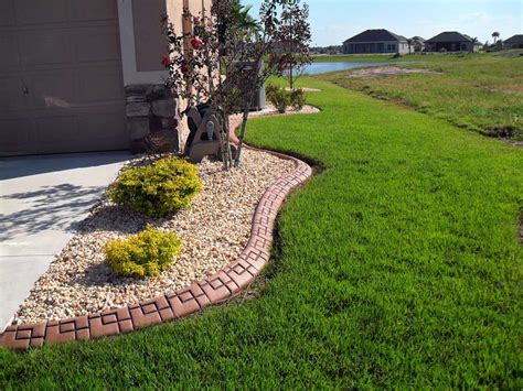 decorative edging pictures central florida edging orlando landscape curbing