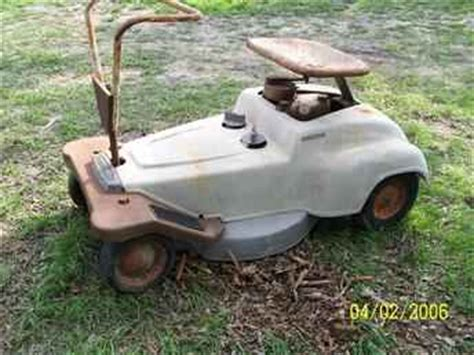 Used Farm Tractors For Sale Antique Lawn Mower 2006 04