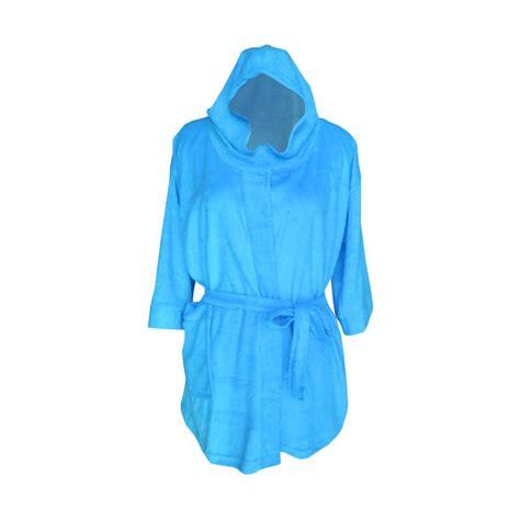 Handuk Kimono Anak Sz 0 jual rainy collections tudung handuk kimono anak biru size balita harga kualitas