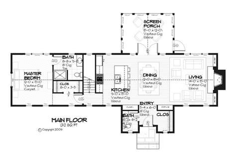 cottage floor plans with screened porch cottage style house plan country floor plan screened porch floor 1312 sf blue prints
