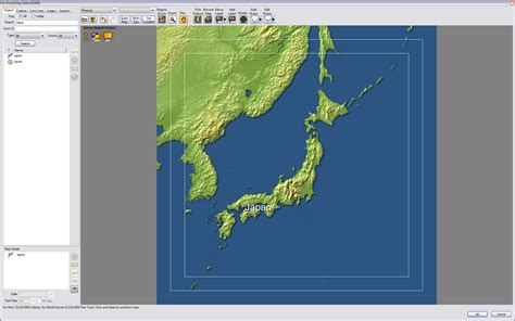 edit map map editor viz world user s guide vizrt documentation