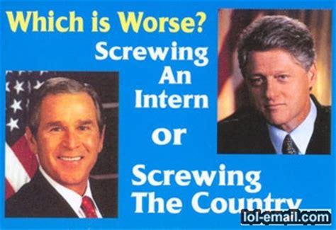 Bush Vs Clinton by Laugh Out Loud Bush Vs Clinton Emails Jokes