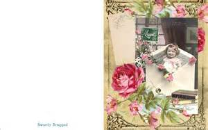sweetly scrapped free printable all occasion greeting card vintage shabby