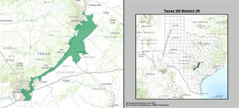 texas 35th congressional district map texas s 35th congressional district