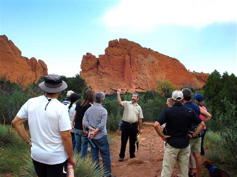Garden Of The Gods Admission Fee Geology 101 In Garden Of The Gods Around The Block
