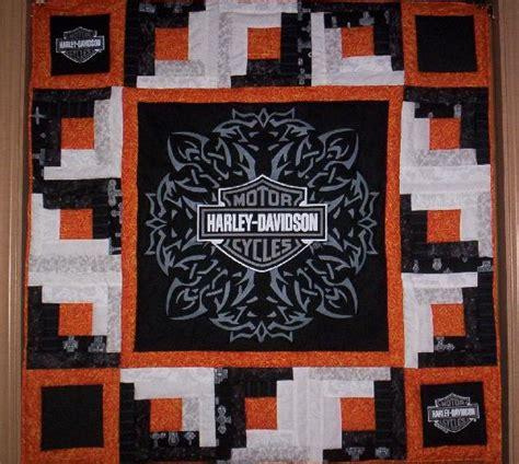 Harley Davidson Quilts For Sale by Harley Davidson Quilt