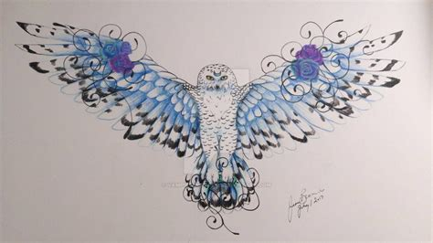 snowy owl tattoo designs snowy owl www pixshark images galleries
