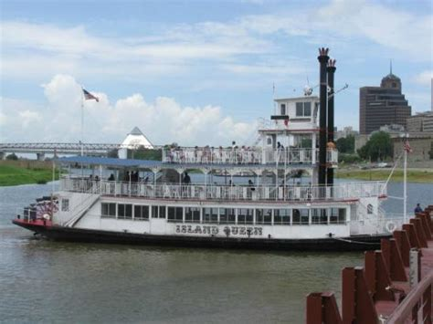 dinner boat memphis tn riverboat in memphis on mississippi picture of memphis