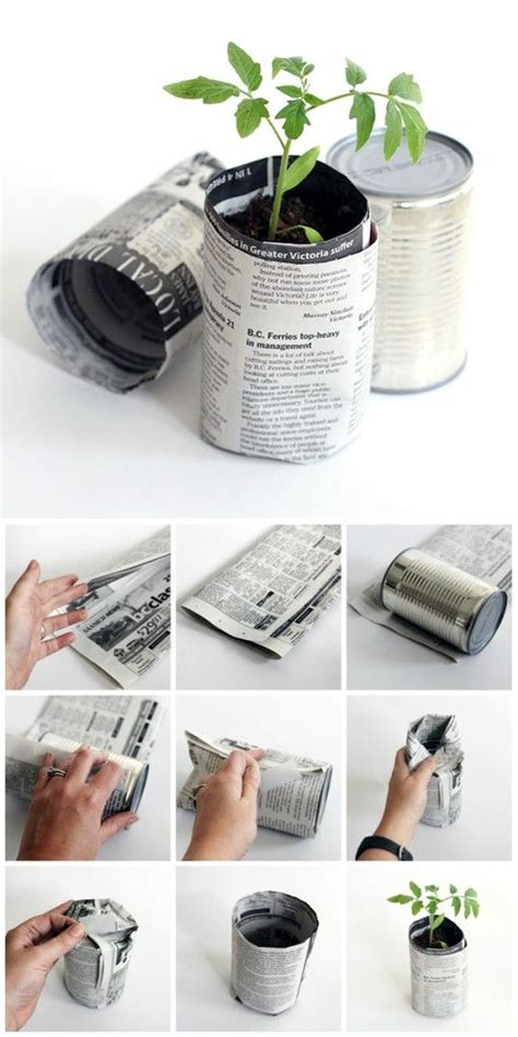 How To Make Paper Pots - 25 trending seed starting ideas on