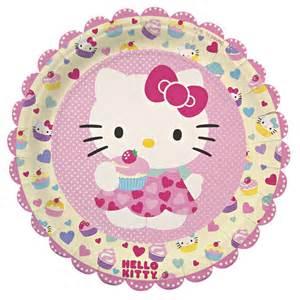 Hello kitty plates hello kitty image plates photos images ideas