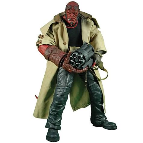 Sale Figure Mezco Hellboy Hell Boy Preview Exclusive Segel image gallery hellboy 2 toys