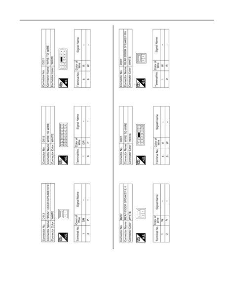 Nissan Note Radio Wiring Diagram
