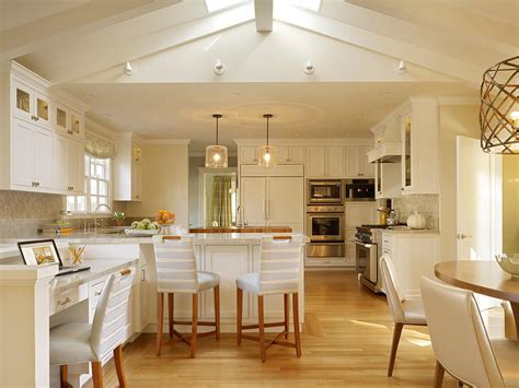 vaulted ceiling kitchen lighting photos hgtv