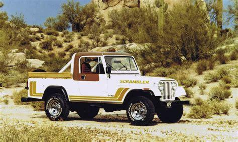 scrambler jeep years jeep a brief history 187 autonxt