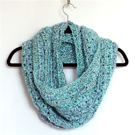 crochet pattern for infinity scarf top 10 beautiful free crochet scarf patterns top inspired