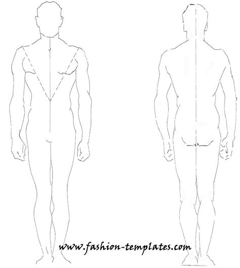 costume drawing template technical drawing fashion by dutoitm deviantart