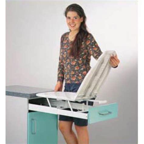 ironing board drawer hafele hafele ironfix built in drawer mount ironing board