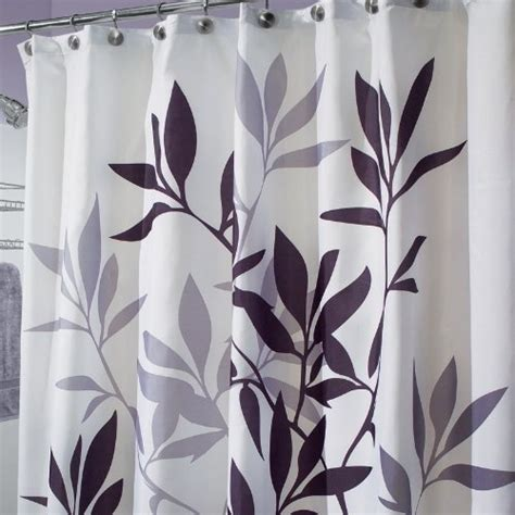 purple and grey shower curtain purple and gray shower curtain