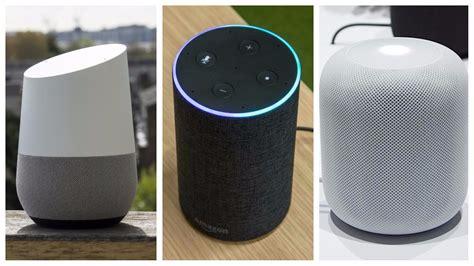 the best smart speaker amazon echo vs google home business insider google home vs amazon echo vs apple homepod which smart