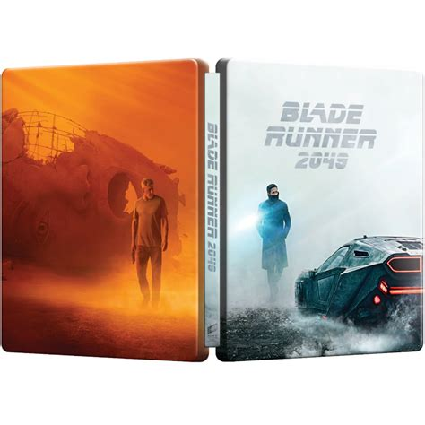 Kaos 3d Fox Limited Edition blade runner 2049 3d includes 2d version limited edition steelbook zavvi