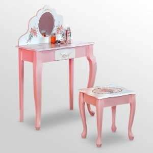 girls bedroom vanity set black walnut davis cabinet lillian russellbedroom