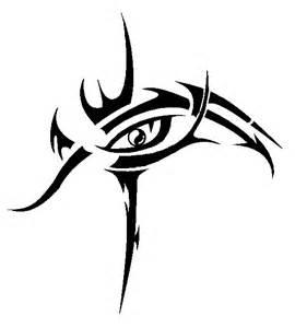 10 tribal eye tattoos only tribal