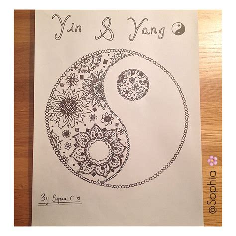 tumblr henna tattoo yin yang 17 best images about yin yang on black and