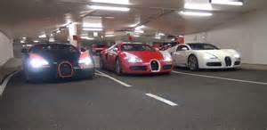 Bugatti Lineup The Ultimate Bugatti Veyron Line Up
