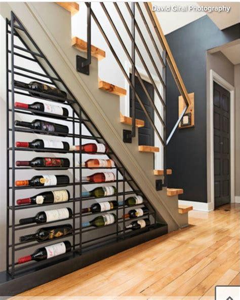 Caisse De Rangement En Bois 772 by Rangement Du Vin Sous L Escalier Wine