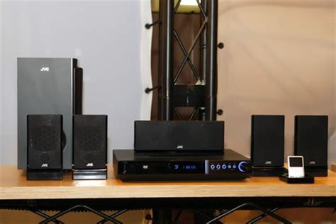 jvc th g31 th g41 and th g51 home theater systems itech