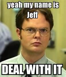 Happy Birthday Jeff Meme