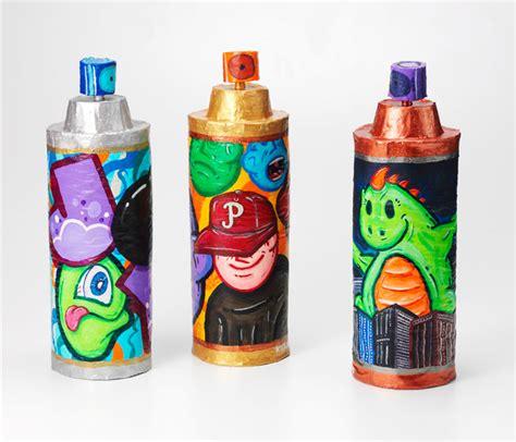 Joseph Kilrain Spraypaint Cans