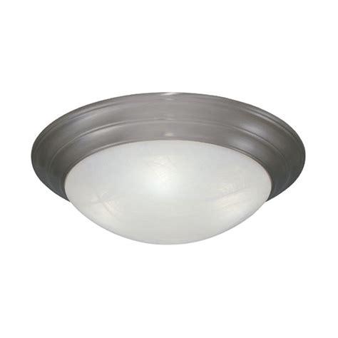 Pewter Ceiling Light Hton Bay 2 Light Pewter Ceiling Flushmount Hb1313 12