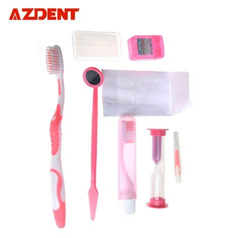 Alat Pemutih Gigi Whitelight promosi kesehatan gigi ortodonti sikat cermin sikat gigi