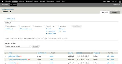 ui pattern search filter improve query filter ui on admin content 355820