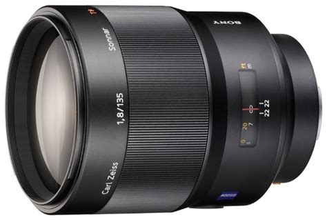 135mm F 1 8 Za Carl Zeiss Sonnar sony carl zeiss sonnar t 135mm f 1 8 za