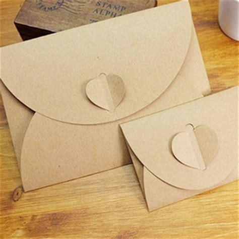 Where Can I Buy Handmade Paper - aliexpress buy 50pcs lot handmade kraft paper bag