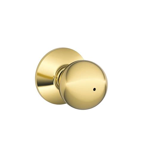 home depot interior door knobs schlage residential privacy door knobs door knobs schlage non schlage bowery matte black privacy bed bath door knob f40