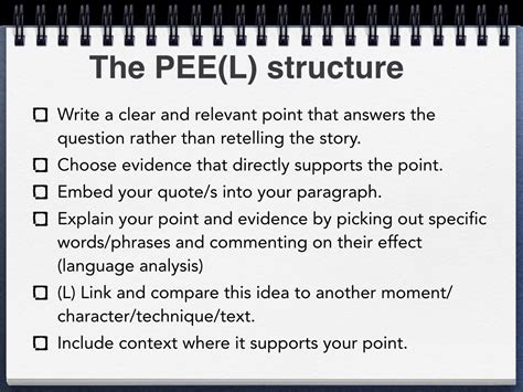 Literature And Language A Level Essay Structure by Alevel Essay Questions