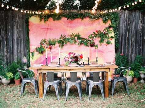 backyard weddings ideas backyard wedding decoration ideas