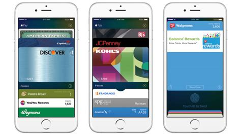 Apple Wallet Gift Card - apple wallet brings support for merchant rewards and store issued cards