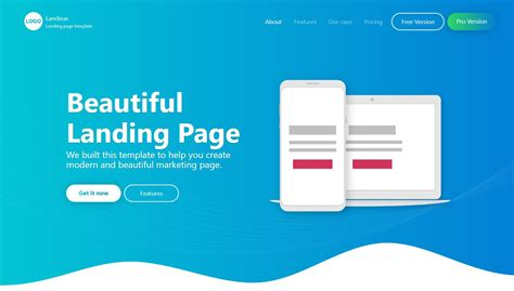 beautiful technology download landeux beautiful technology landing page