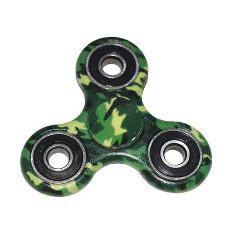 Fidget Spinner Motif jual baby wish fidget spinner mainan edukasi motif army