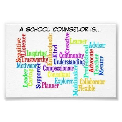 school counselor requirements guidance