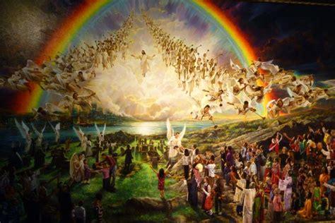 themes of kingdom come the kingdom of heaven