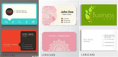 app to make business cards best business card scanner apps for android and ios